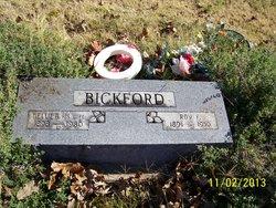 Nellie B <I>Cappen</I> Bickford