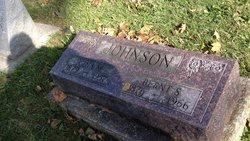 Bernt Adolf Johnson