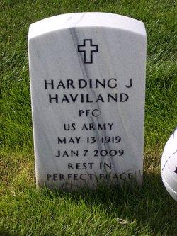Harding J Haviland
