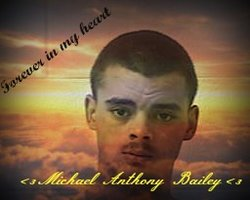 Michael Anthony Bailey
