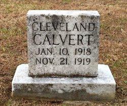 Cleveland Calvert