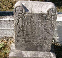 William Albert Huckabee