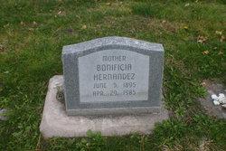 Bonificia <I>Martinez</I> Hernandez