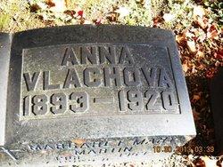 Anna F Vlach