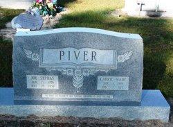 "Joseph Sephas ""Joe"" Piver"