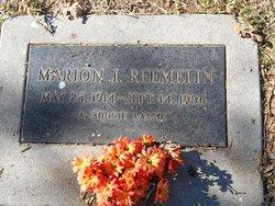 Marion Isabella <I>Thomson</I> Reemelin