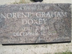 Norene <I>Graham</I> Doxey