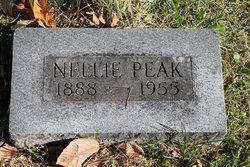 Nellie Alice <I>Douglas</I> Peak
