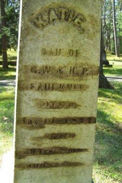 "Catherine M ""Katie"" Faulkner"