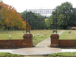 Tupelo Memorial Park Cemetery