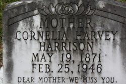 Cornelia Harvey Harrison