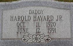 Harold Harvard Clopton, Jr