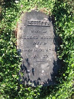 Louisa A. <I>Harris</I> Woodard