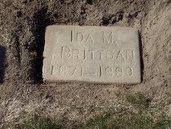 Ida May <I>Utt</I> Brittsan