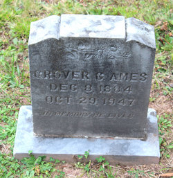 Grover Cleveland Ames