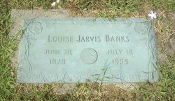 "Louise ""Lulu"" <I>Jarvis</I> Banks"