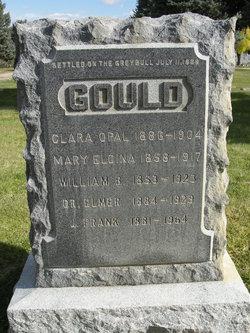 William B Gould