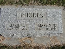 Marvin Bashore Rhodes