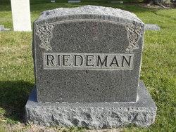 William Henry Riedeman