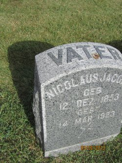 Nicholaus Jacoby