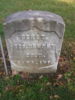Sgt George Dumont