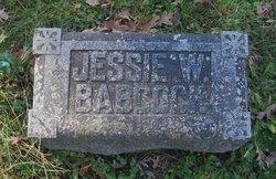 Jessie H. <I>Warner</I> Babcock