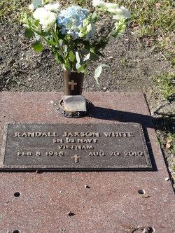 "SN Randall Jaxson ""Randy"" White"