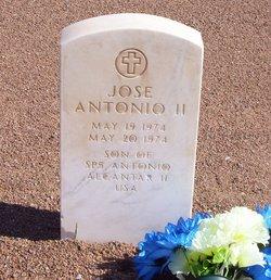Jose Antonio Alcantar, II