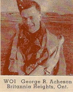 WO George Robert Acheson