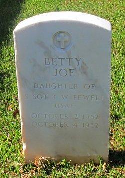 Betty Joe Fewell