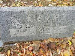 Wilhelmena M <I>May</I> Kranz