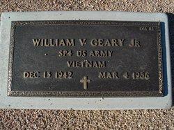 William V Geary, Jr