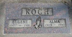 Alma <I>Walter</I> Koch