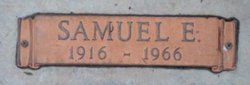 "Samuel Edward ""S.E."" Jenkins"