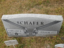 Garland Edwin Schafer