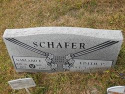 Edith Virginia <I>Baker</I> Schafer