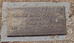 George David Potts, Jr