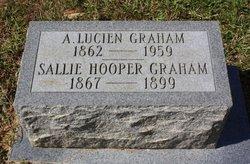 Sally <I>Hooper</I> Graham