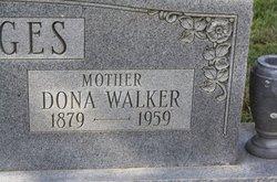 Dona <I>Walker</I> Hodges