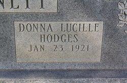 Lucille <I>Hodges</I> Bennett