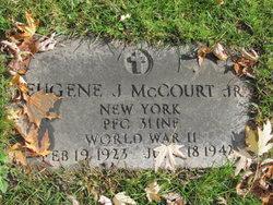 PFC Eugene J McCourt, Jr