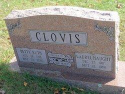 Betty Ruth <I>Elder</I> Clovis