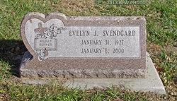 Evelyn J <I>Larsen</I> Svendgard