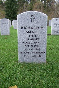 Richard M Small