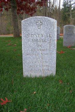 Sidney J L Small