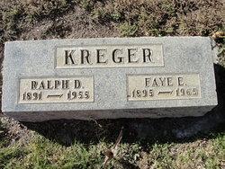 Ralph D Kreger