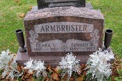 Edward M Armbruster
