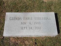 Glenda Earle <I>Etheridge</I> Bell