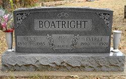 Everet Elma Boatright