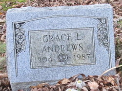 Grace Louella <I>Johnston</I> Andrews